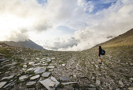 """Pohoří Velký Kavkaz: """"Kvůli horám jsem začala cestovat."""""""