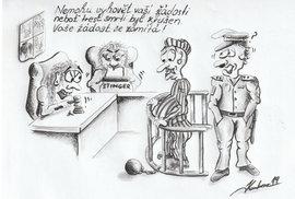 Zápisky českého vězně: Odměnou může být delší návštěva nebo dražší nákup. Vězňům ale…