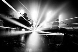 Skupina Underworld zahraje v červnu na Metronome Festivalu na pražském Výstavišti.
