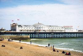 Brighton se špetkou soli aneb Gastronomické toulky populárním pobřežním letoviskem…