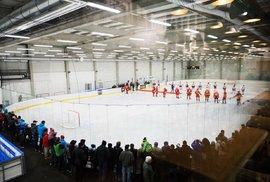 V ČR mají vyrůst nové zimní stadiony. Problém je ale ve financích, haly nevydělávají