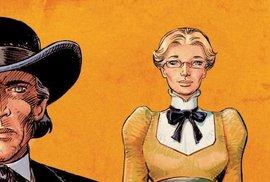 Skvělý western o pomstě. Hutný a černý jako dehet, s vypálenou značkou Jodorowsky