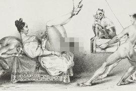 Obscénní, nemorální a pornografické: Podívejte se na karikatury, které v USA zakázali