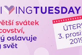 Giving Tuesday oslavuje lidskost a spojení těch, kterým nejsou potřeby ostatních lhostejné.