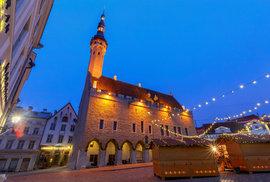 Starý Tomáš: Korouhev na jedné z nejstarších radnic světa se stala symbolem města Tallinnu
