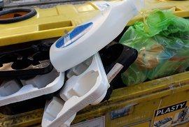 Víme, kolik marnosti se skrývá v našem koši na plasty? Recyklace nezvládá držet krok s …