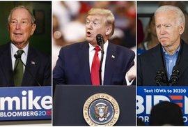 Prezidentské volby v USA online: Mezi demokraty vede Joe Biden, nastupuje ale…