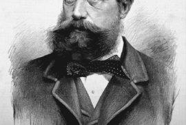 Portrét Jana Harracha z roku 1885