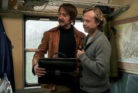 Luďan z Most!u jako Landovský a Bartoška jako filosof Patočka. Film Havel je hotov.…