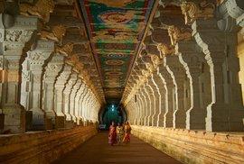 Ráméšvaram: Tajemný Rámův ostrov mezi Indií a Šrí Lankou je významným poutním místem hinduistů