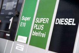 Snížení spotřební daně na naftu je ve skutečnosti covidovou podporou pro čerpací stanice