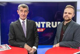 Andrej Babiš: Proč bych rezignoval? Vždyť dělám dobrou práci. V říjnu 2021 povedu…