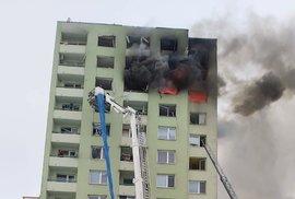 Na Slovensku explodoval plyn v panelovém domě. Policisté hlásí už 5 mrtvých, hrozí…