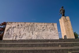 Kubánské město Santa Clara