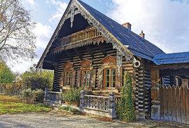 VAlexandrowce vypadají všechny domky jako zpohádky