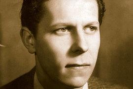1946: student žurnalistiky a zároveň rozhlasový redaktor