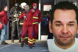 Střelba v ostravské nemocnici. Zemřelo šest lidí, další jsou zranění. Útočník se …
