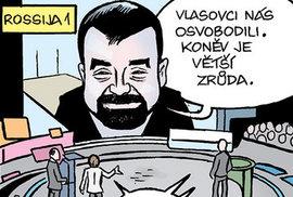 Zelený Raoul: Pavel Novotný má problém aneb Jak Rusáci tahali vlasovce