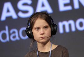 Greta Thunbergová prohlásila, že by světové vůdce postavila ke zdi. Později svůj…