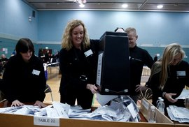 Drtivé vítězství premiéra Johnsona, voliči dali konzervativcům jasnou většinu k…
