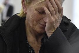 Zlatica Košnírová se u soudu zhroutila.