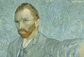 Digitální umělec přetvořil slavné portréty v selfie