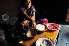 Za tradiční pochoutkou do Mexika aneb (Ne)obyčejná kukuřičná placka jménem tortilla