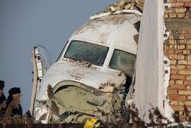 Letecká neštěstí v Kazachstánu, (27.12.2019).