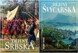 Genocidou zkoušené Srbsko a bohaté Švýcarsko: Historie dvou propastně odlišných států