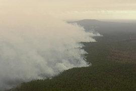 Austrálii dál ničí požáry, (31.12.2019).