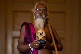 """U pravěkých lovců na východě Šrí Lanky aneb """"Brutální stvoření"""" jménem Veddové"""