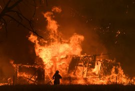 Ničivé požáry v Austrálii