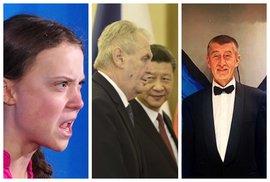 Česká diskuse o klimatu, Číně i Babišovi je založena na extrémech. Ničemu to nepomáhá