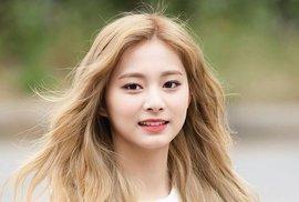 Zpěvačka Tzuyu, podle ankety 100 Most Beautiful Faces nejkrásnější tvář světa.