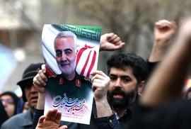 Írán dostal zabitím svého generála tvrdou lekci. Hra na válku s Trumpem hodně bolí