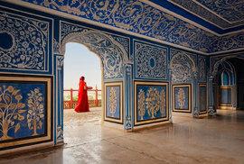 Indie: Královská rodina pronajímá část paláce i se sluhou na Airbnb