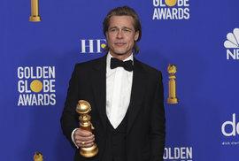 Porota neopomenula skvělý Pittův výkon ve filmu Tenkrát v Hollywoodu.