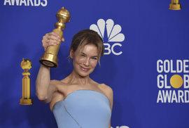 Renée Zellwegerová ztvárnila herečku a zpěvačku Judy Garlandovou ve snímku Judy.