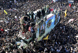 Pokud Američané neodejdou, budou odvezena jejich mrtvá těla, řekl tajemník íránské…