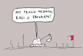 Karel Steigerwald: Praha ošklivá a krásná aneb Jak klesnout do šedivé nudy