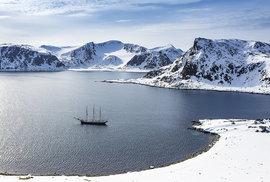 Záliv Ytre Norskøya