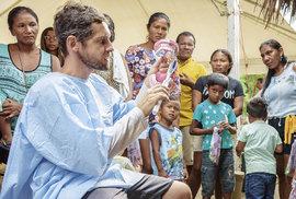 Zdravotní dobrovolníci z Brazilské lékařské expedice: Skuteční hrdinové Amazonie