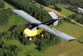Létající automobil jde do aukce: Funkční model z padesátých let je dodnes schopen…