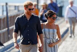 Princ Harry bude pracovat jako youtuber, jeho žena Meghan jako influencerka na …