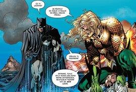 Je nutné spojit proti prastarému zlu síly všech hrdinů… jenže, co zmůžou proti temným Batmanům z jiných světů?