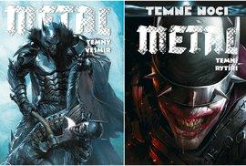 Batman a metal v komiksu? To mají mazlíčci rádi!