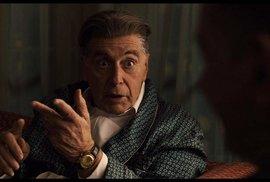 Irčan – dramatický mafiánský epos klasika žánru Martina Scorseseho.