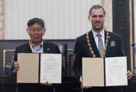 Šanghaj pozastavila veškeré oficiální styky s Prahou, důvodem je partnerská smlouva…
