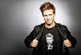 Igor Orozovič: Herec s duší vetešníka, si v jednom roce zahrál Bowieho a inicioval…