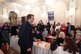 Bohumil Pečinka: Zbytečné drama kolem odvolání ideologicky založeného mimozemšťana …